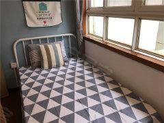 酒店式公寓有爱有品位 独卫大阳台包物业网费 近地铁只收房租