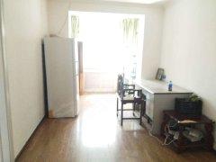 整租单身公寓汇珉园一室一厅包物业暖气1500元