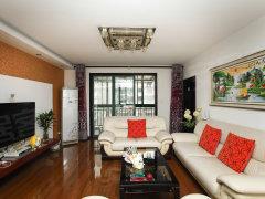 明桂苑芳村精装卧室 落地阳台 客厅开阔 性价比高