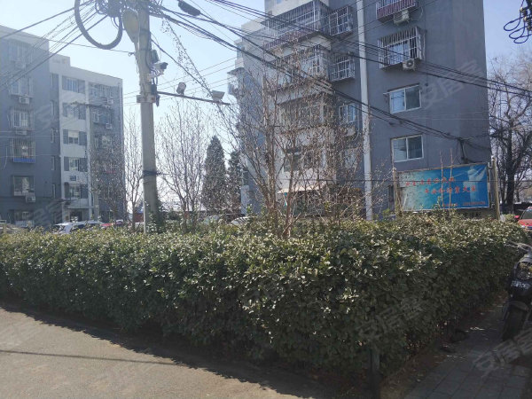 五爱屯东街64号院户型图实景图片