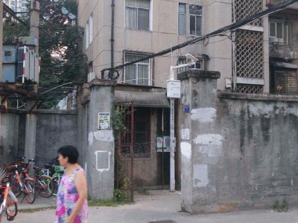 天门墩交管局宿舍户型图实景图片