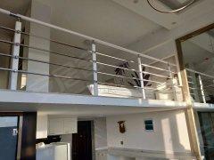 中东七彩城旁  精装loft 设备齐全 随时看房