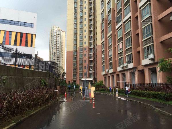 前山新城户型图实景图片