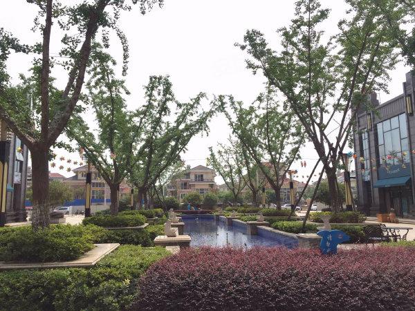 万润橄榄城户型图实景图片