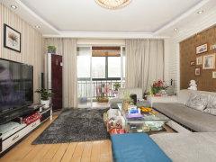 精装卧室 装修温馨 暖心空调 京贸国际城西区
