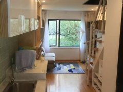 绿创微公寓,精装两层,诚心出租