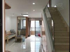 小清新复式大良绿地中心 高层 2房2厅  望桂畔海