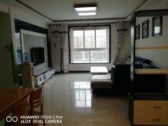 渭城区 朝阳一路美景江南电梯房三室两厅两卫精装房出租 拎包入