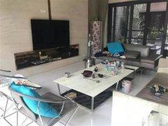 万科棠樾 豪装别墅 5房出租11900 环境优美 带地