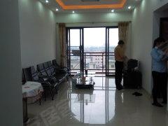雍景香江精装两房出租 高楼层 家私电器齐全