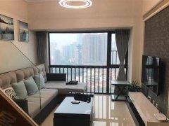 十里锦城两室精装修房子 复式装修楼上楼下各一层