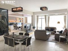 新世纪豪园 全新豪华装修 唯一一套顶层大复式出租 钥匙在手