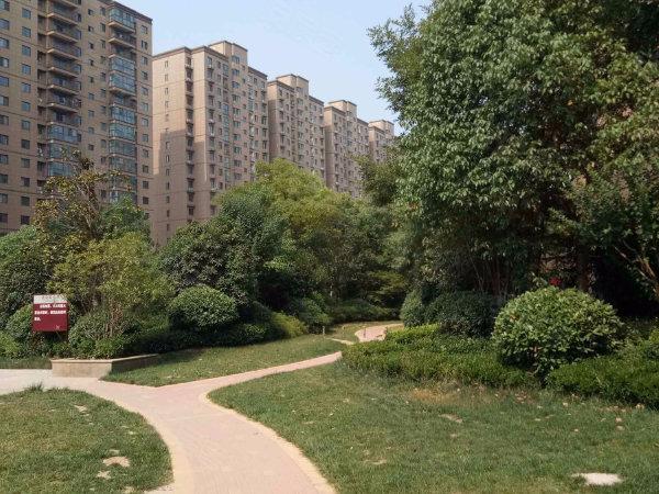 上東城戶型圖實景圖片