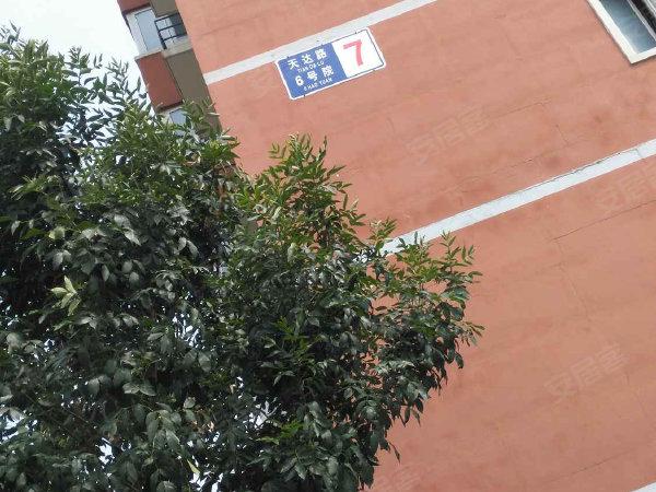 朝丰家园(6号院)户型图实景图片
