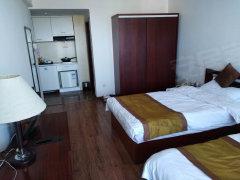 自由东方公寓观海房豪华装修、干净整洁可日租