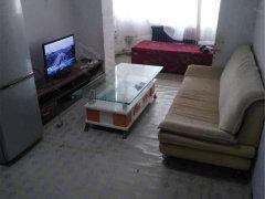 沙依巴克区友好商圈汇珉园小区4楼单身公寓 暖气物业全包!