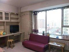 长影世纪村一室精装修有钥匙国信南湖公馆万达公寓拎包入住