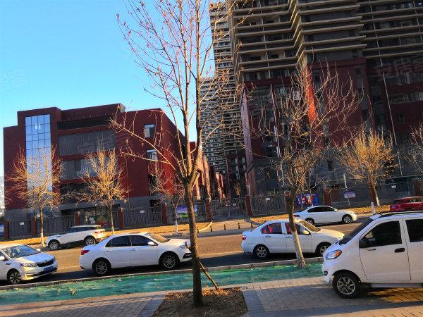 未来城户型图实景图片