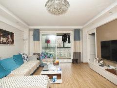 超大阳台 精装卧室 双周保洁 天泰新景家园