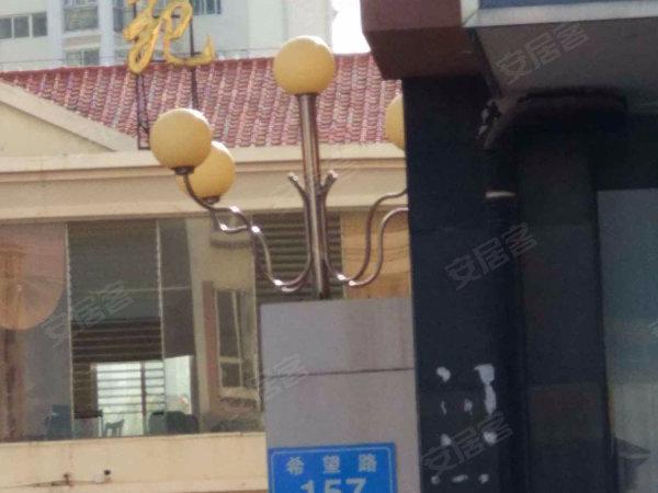 金枫苑户型图实景图片