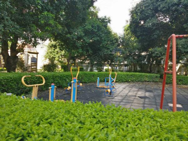 城市花园怡景阁户型图实景图片