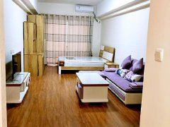 万达广场想住得舒适就租公寓。