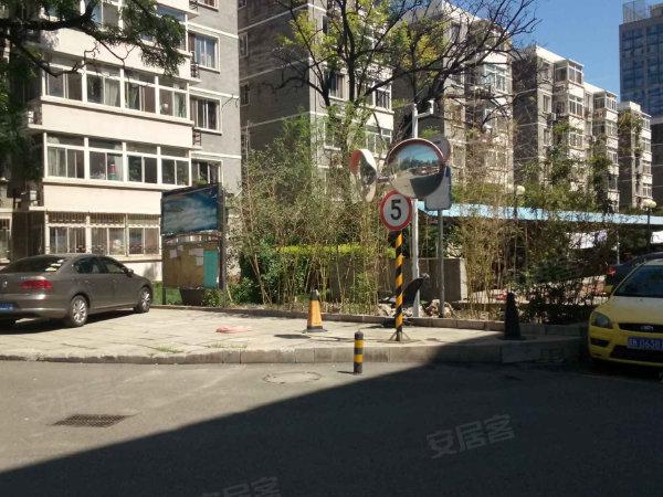 延静里中街3号院户型图实景图片