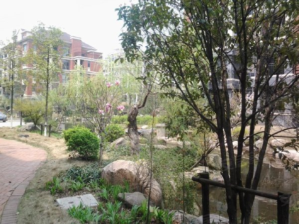 九里象湖城(别墅)户型图实景图片