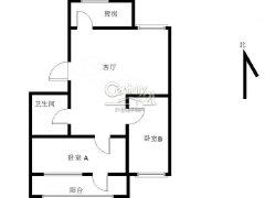 兰花城附近 慧欣小区 两室一厅 家具家电齐全 拎包入住