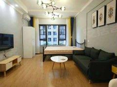 市中心 正规一室一厅 天然气 家电齐全 拎包入住 随时看房