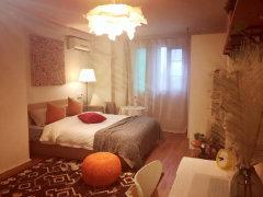 金山大道金城湾,小清新温暖系装修,酒店式公寓,拎包即可入住