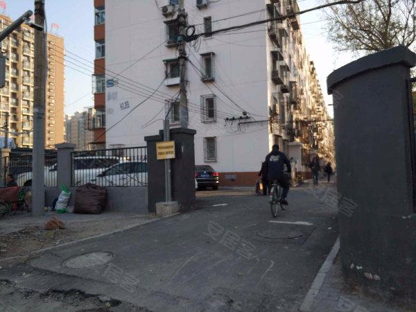 苇子坑甲1号院户型图实景图片