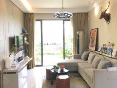 坪山比亚迪旁心海城两房出租,业主出次出租,家私全齐,拎包入住