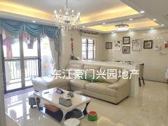 企石东江豪门,江景4房家电齐全,花园中心安静,享受生活!