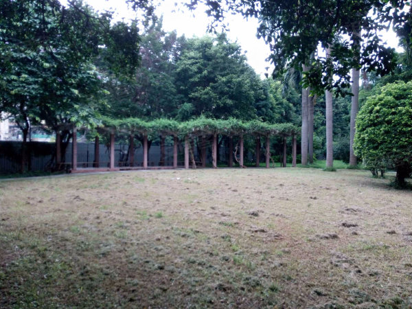 怡乐花园户型图实景图片