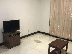 盛唐府地一居室简单装修家具家电齐全拎包入住可租半年