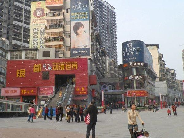 煌歌广场户型图实景图片
