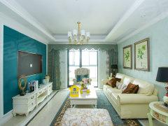 融科天城 三室两厅 邻轻轨 带小区环境 装修不错 家具齐全