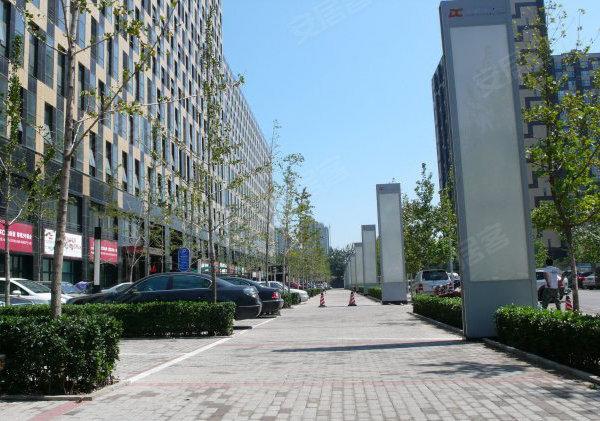 大成国际公寓户型图实景图片