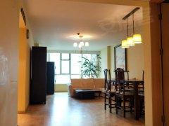 华贸公寓 东南向三居室精装家电全齐拎包入住 国贸大望路SKP