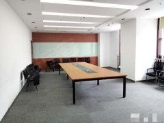 新华路世纪环球中心精装复式写字楼350平出租
