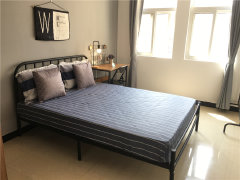 全新家具按排上了,地段清净,便宜靓房布心