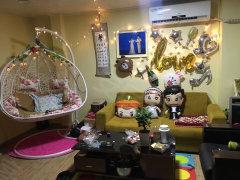 固戍地铁F口,下围园爱情公寓1室-1厅-1卫转租