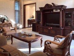 龙湾租售部和院地暖41室 家具全齐 龙湾30多套可选