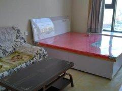 恒大城  一室 精装修42平  家具家电齐全