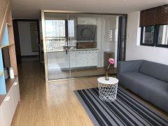 奥园峰荟 复式两层精装修两房 拎包入住 家私全新 看房方便