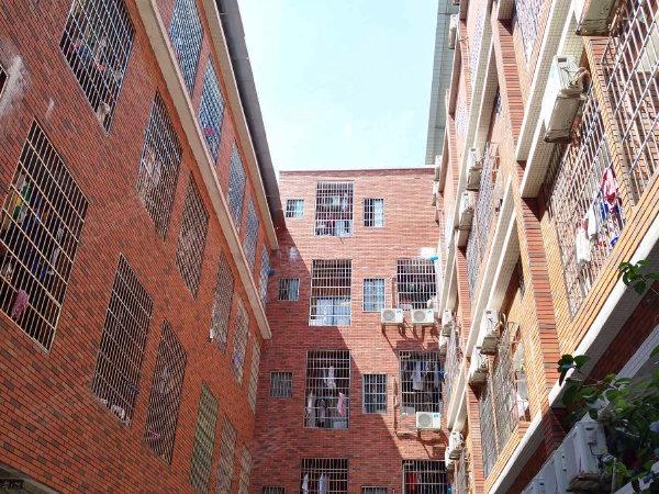 维多利高级公寓户型图实景图片