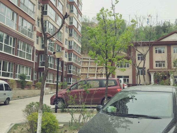 顺和新城户型图实景图片