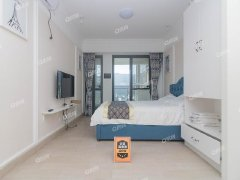 海景精装1房 可短租可押一个月租金 可看海拎包入住
