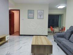 居家型社区嘉宏锦园 现代化全新精装三房 家私齐全小区配套成熟